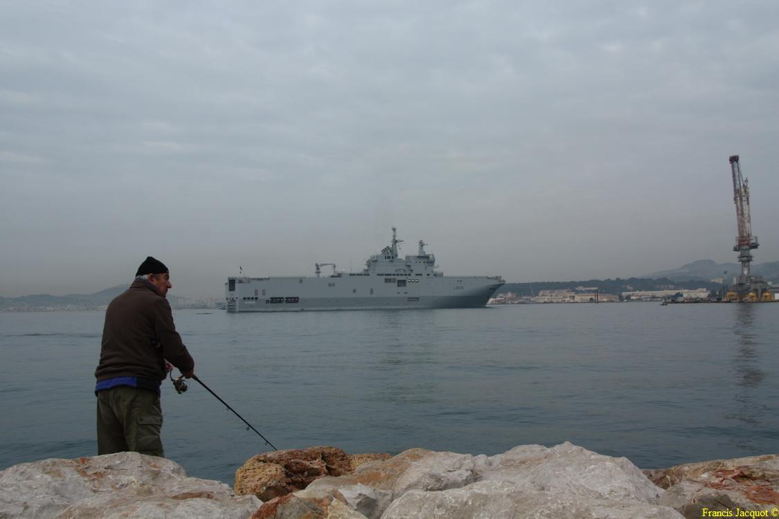 [Les ports militaires de métropole] Port de Toulon - TOME 1 - Page 6 0129