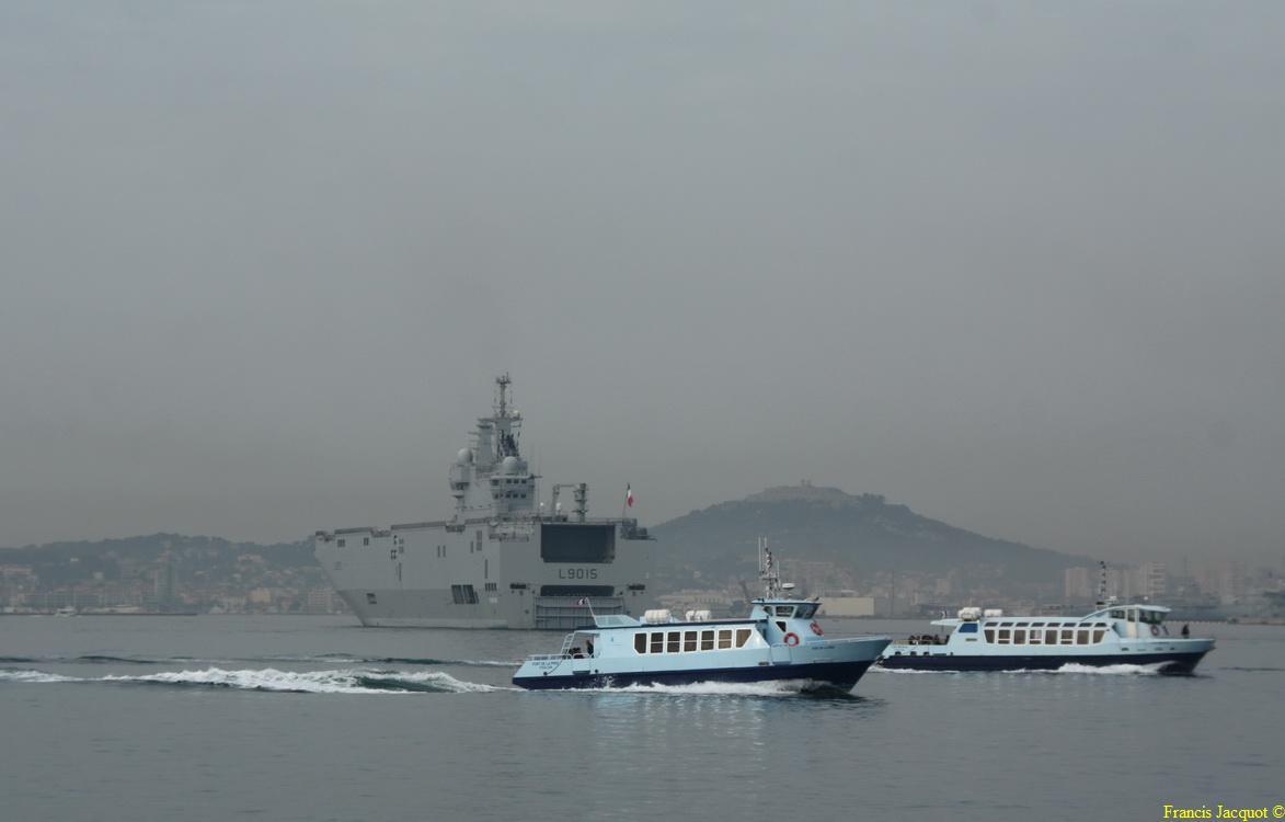 [Les ports militaires de métropole] Port de Toulon - TOME 1 - Page 6 0628