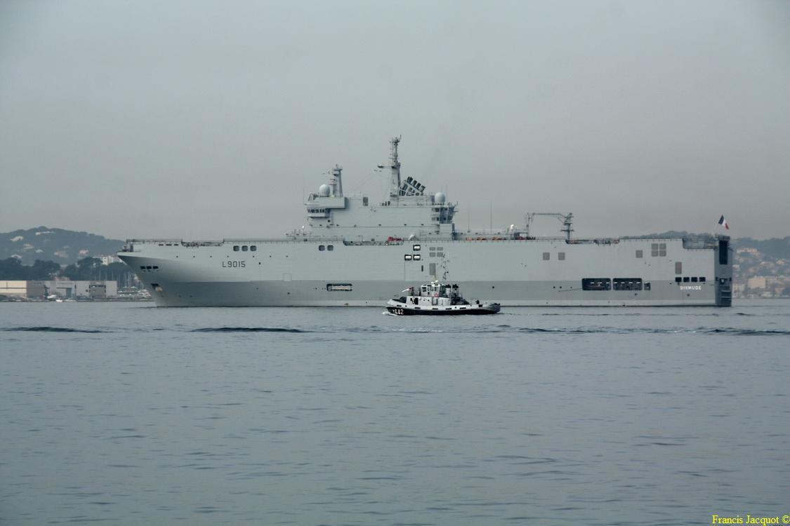 [Les ports militaires de métropole] Port de Toulon - TOME 1 - Page 6 0727