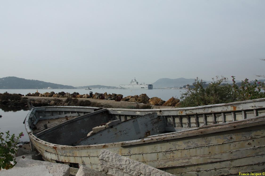 [Les ports militaires de métropole] Port de Toulon - TOME 1 - Page 6 0826