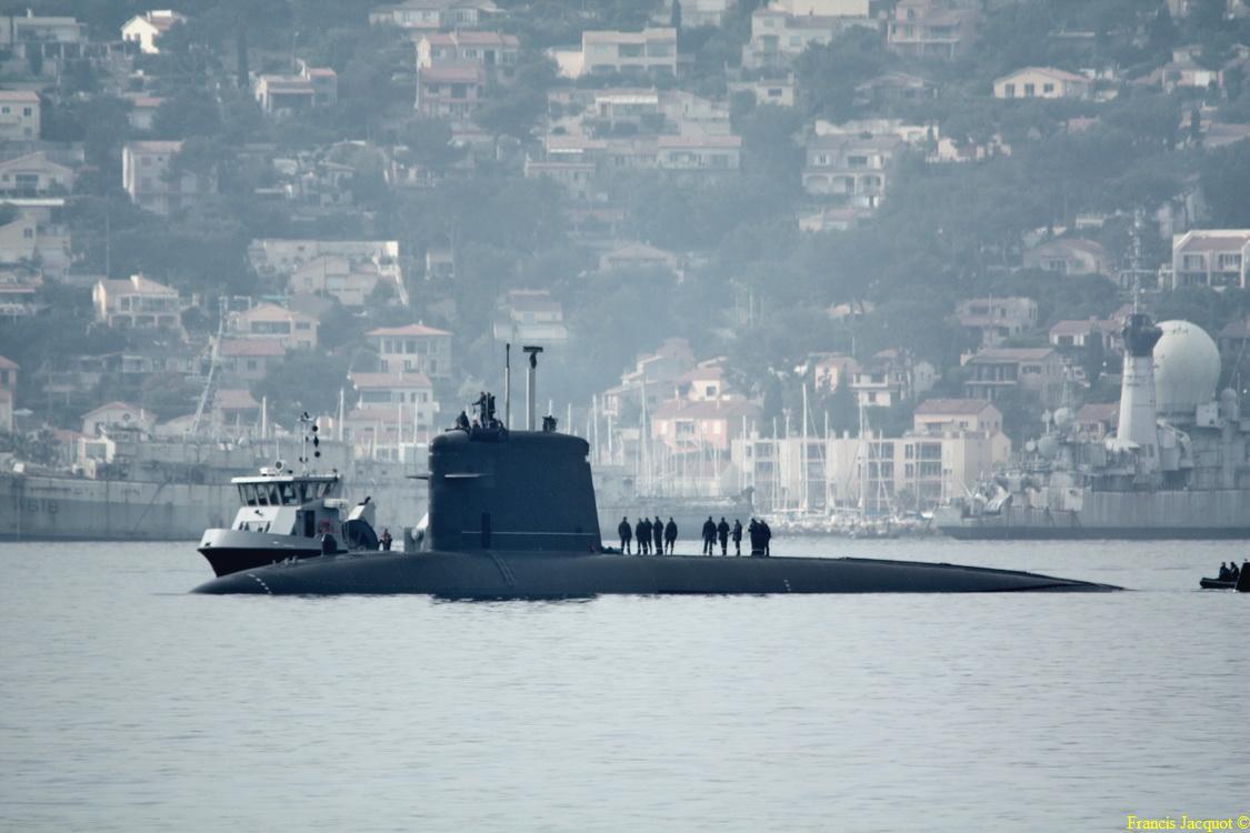 [Les ports militaires de métropole] Port de Toulon - TOME 1 - Page 6 1225