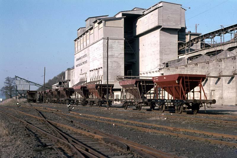 Dampflokabschied bei der Marburger Kreisbahn Dreiha12