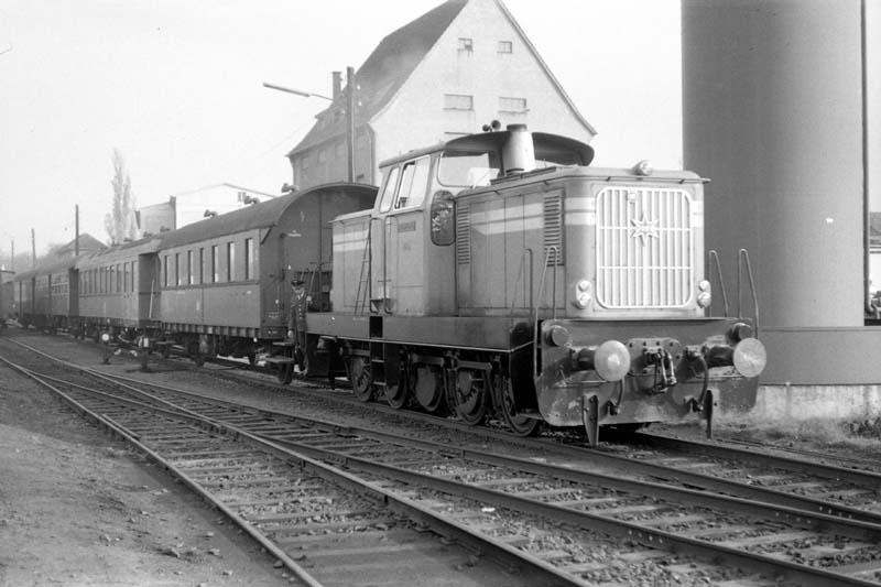 Dampflokabschied bei der Marburger Kreisbahn Marbur11