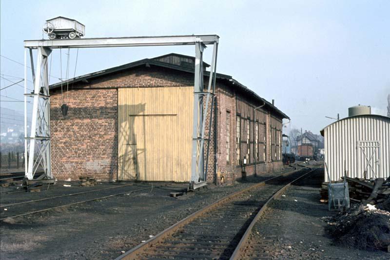 Dampflokabschied bei der Marburger Kreisbahn Marbur13