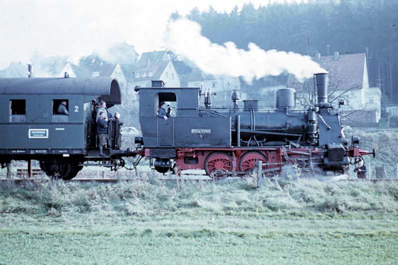Dampflokabschied bei der Marburger Kreisbahn Streck10