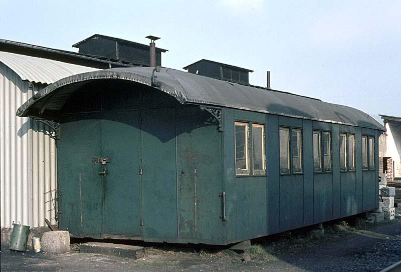 Dampflokabschied bei der Marburger Kreisbahn Wagenk10