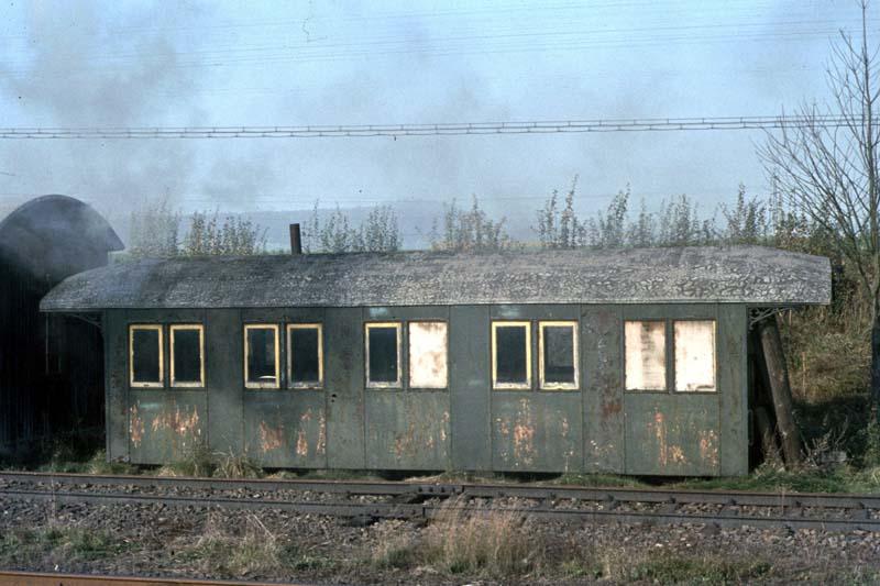 Dampflokabschied bei der Marburger Kreisbahn Wagenk11