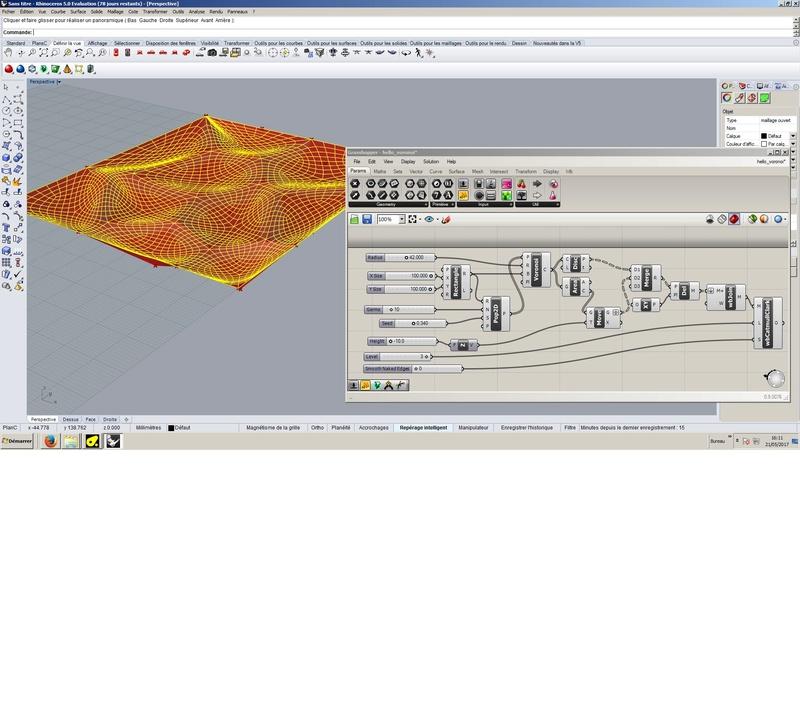 Quel logiciel pour modéliser des surfaces en 3D ? Ecran10