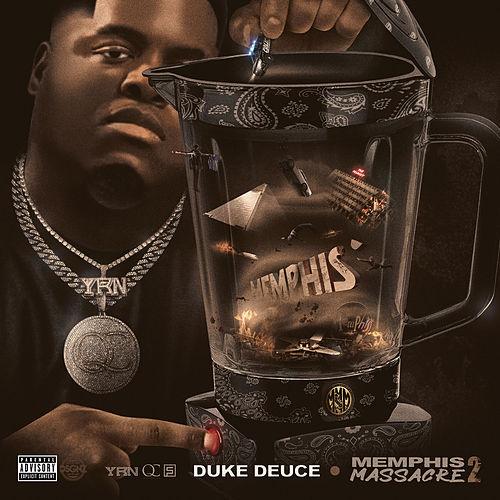 Duke Deuce - Memphis Massacre 2 500x5010