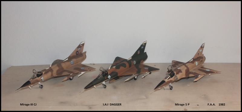 Mirage III ou 5 bien sur....( Kinetic- 1/48 ) - Page 2 Aregen10
