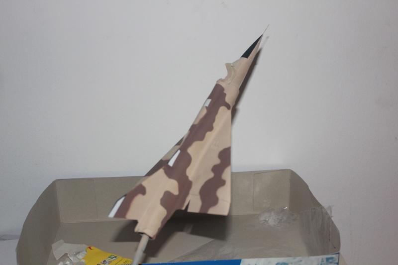 Mirage III ou 5 bien sur....( Kinetic- 1/48 ) - Page 2 Img_2328
