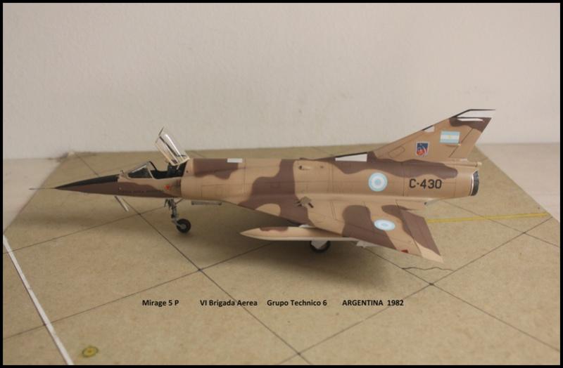Mirage III ou 5 bien sur....( Kinetic- 1/48 ) - Page 2 M5p110