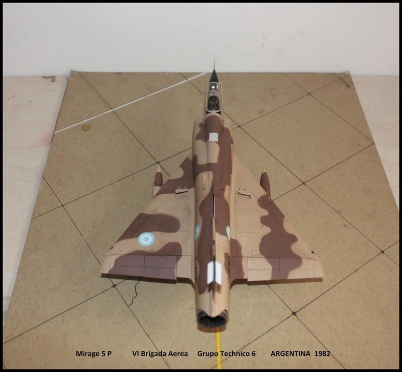 Mirage III ou 5 bien sur....( Kinetic- 1/48 ) - Page 2 M5p210