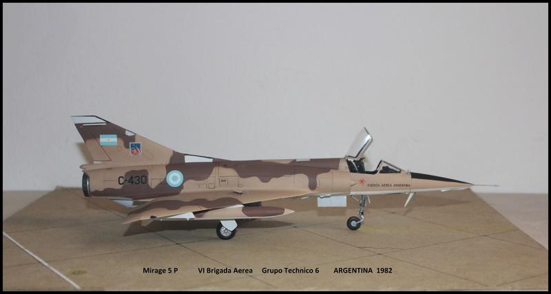 Mirage III ou 5 bien sur....( Kinetic- 1/48 ) - Page 2 M5p410