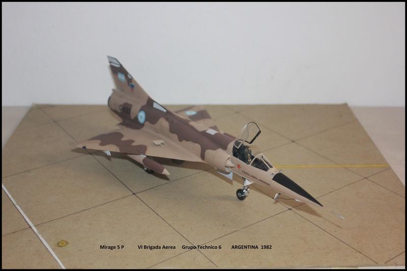 Mirage III ou 5 bien sur....( Kinetic- 1/48 ) - Page 2 M5p510