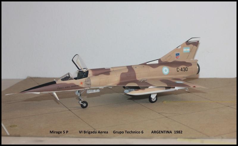 Mirage III ou 5 bien sur....( Kinetic- 1/48 ) - Page 2 M5p710