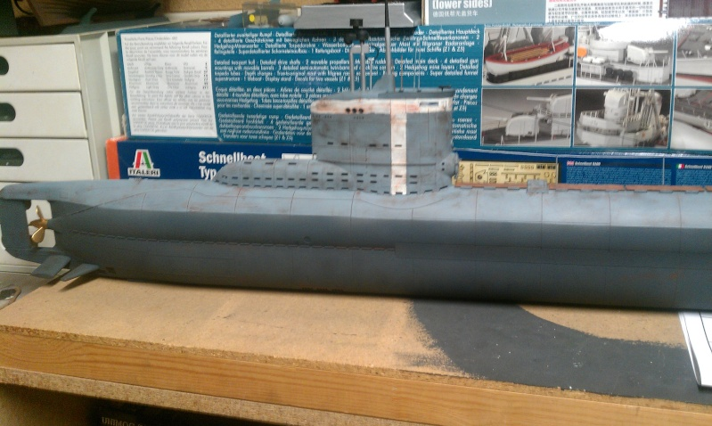 Typ XXIII U-Boot in 1/35  - Seite 2 Imag0530