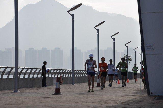1er Décembre 2013 - Championnat de Hong Kong du 20km Hk110