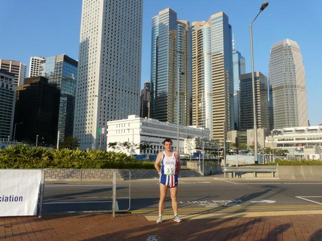 1er Décembre 2013 - Championnat de Hong Kong du 20km P1640210