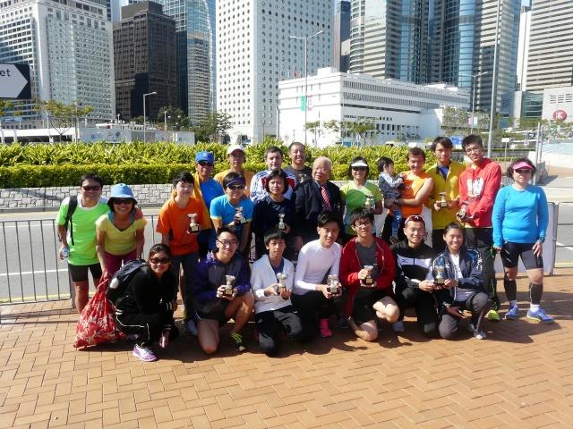 1er Décembre 2013 - Championnat de Hong Kong du 20km P1640510