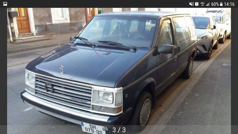 Mon plymouth voyager S1 3L V6 Screen13