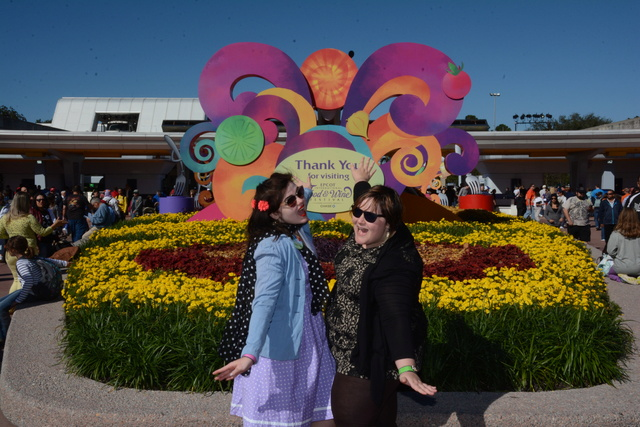The Girly Belgian Waffles have fun in Louisiana, the Bahamas and Florida (October 2014) - UPDATE: Epcot - Page 42 Epcot_16