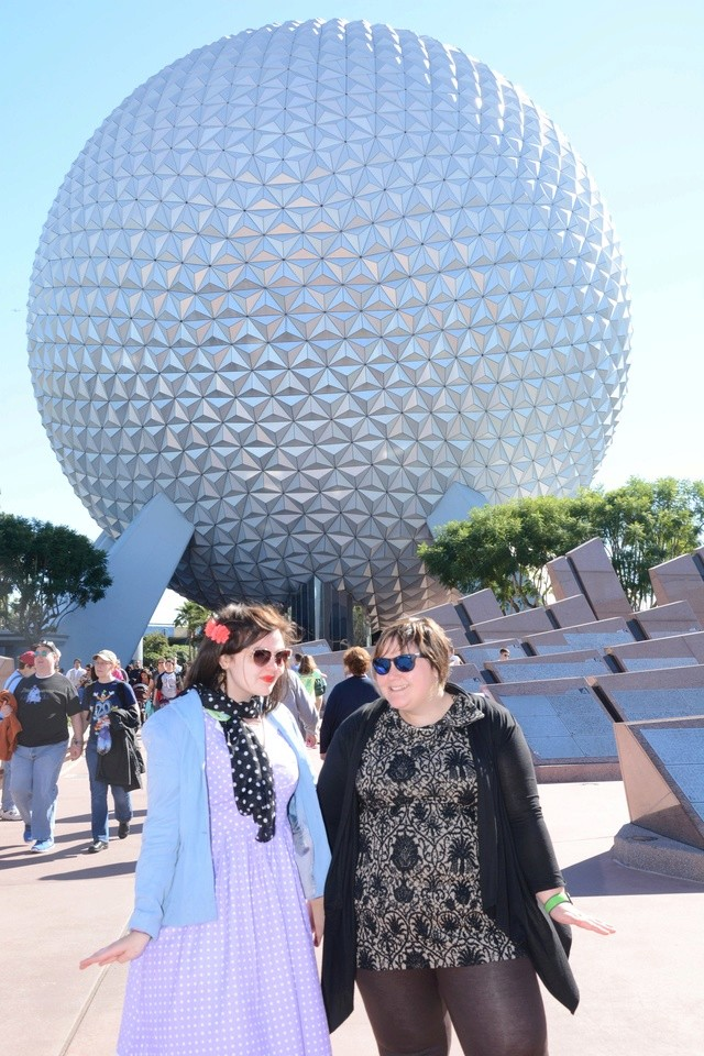 The Girly Belgian Waffles have fun in Louisiana, the Bahamas and Florida (October 2014) - UPDATE: Epcot - Page 42 Epcot_20