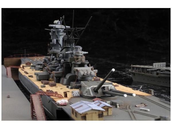 Tomytec 1/700 Yamato13