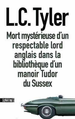 [Tyler, L.C.] Mort mystérieuse d'un respectable lord anglais dans la bibliothèque d'un manoir Tudor  Bm_74410