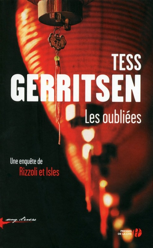 [Gerristen, Tess] Jane Rizzoli & Maura Isles - Tome 9 : Les oubliées Couv3811