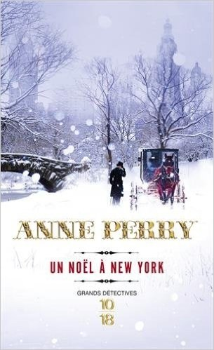 [Perry, Anne] Histoires de Noël - Tome 12 : Un Noël à New York Couv6010