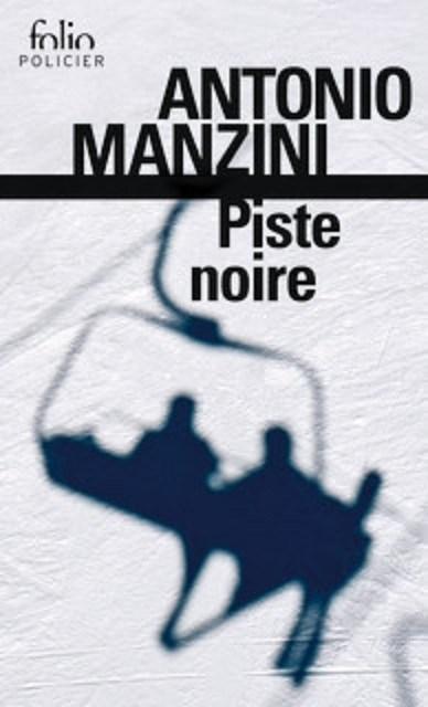 [Manzini, Antonio] Rocco Schiavone - Tome 1 : Piste noire Couv6910