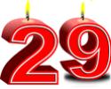 НЕ ЮБИЛЕЙНЫЕ ДАТЫ ( по годам ) 2910
