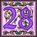 НЕ ЮБИЛЕЙНЫЕ ДАТЫ ( по годам ) Bloemr18