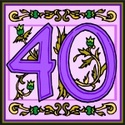 С 40 - ЛЕТИЕМ Bloemr29