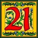 НЕ ЮБИЛЕЙНЫЕ ДАТЫ ( по годам ) Nr-21-10