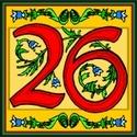 НЕ ЮБИЛЕЙНЫЕ ДАТЫ ( по годам ) Nr-26-10