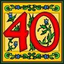С 40 - ЛЕТИЕМ Nr-40-10