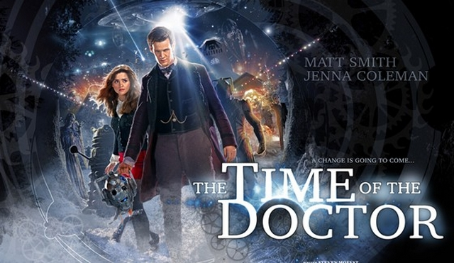[Christmas Special] The Time of the Doctor Image_10