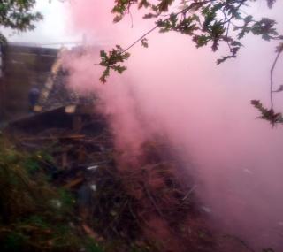 11 novembre : la joie des fumigènes  ! 1311