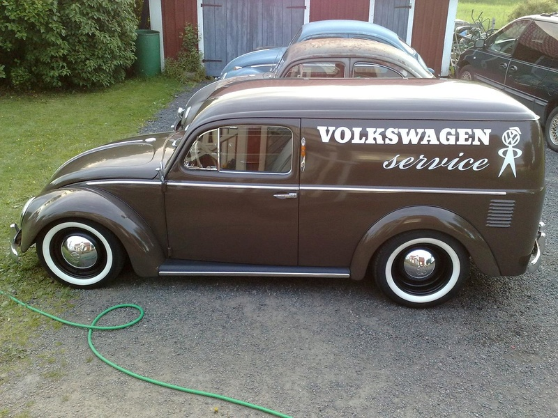VW Cox Van 22f40b11