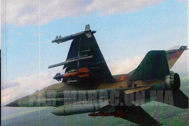 Missiles (Air-Air / Air-Sol / Air-Mer) roquettes et bombes en dotation. - Page 9 Paj10