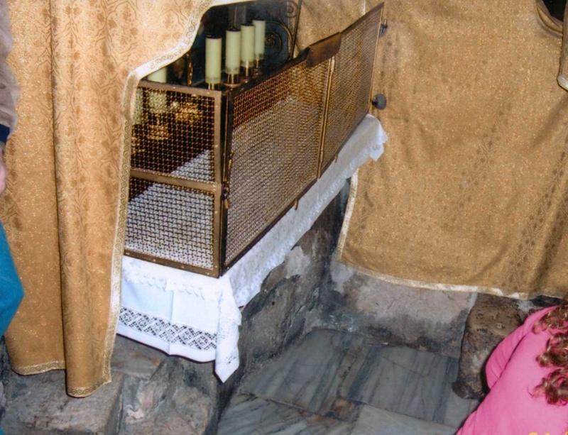 Mus ncig thaj chaw Ntshiab uas Ntawv Moo Zoo hais txog Pigrim17