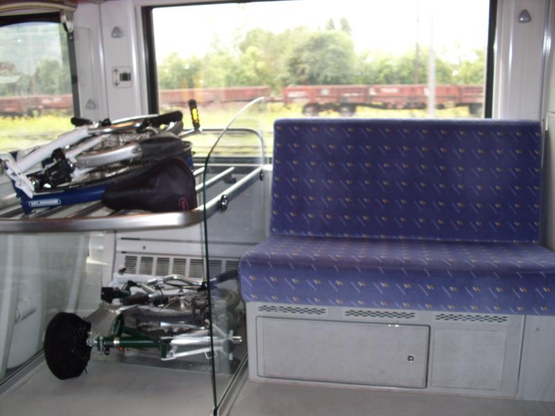 Trains : France : transport de vélos Santes10