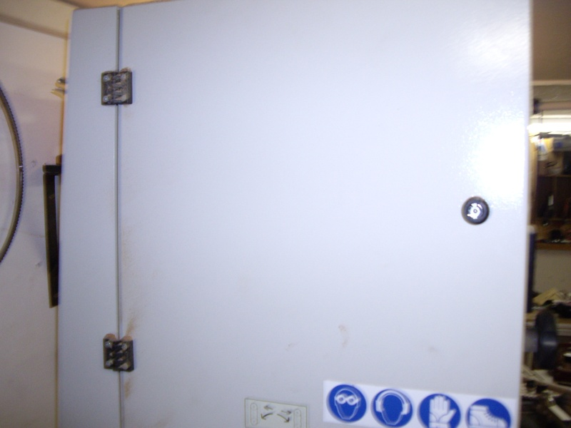 Scie à ruban minimax  S400P - Page 6 Imgp2910