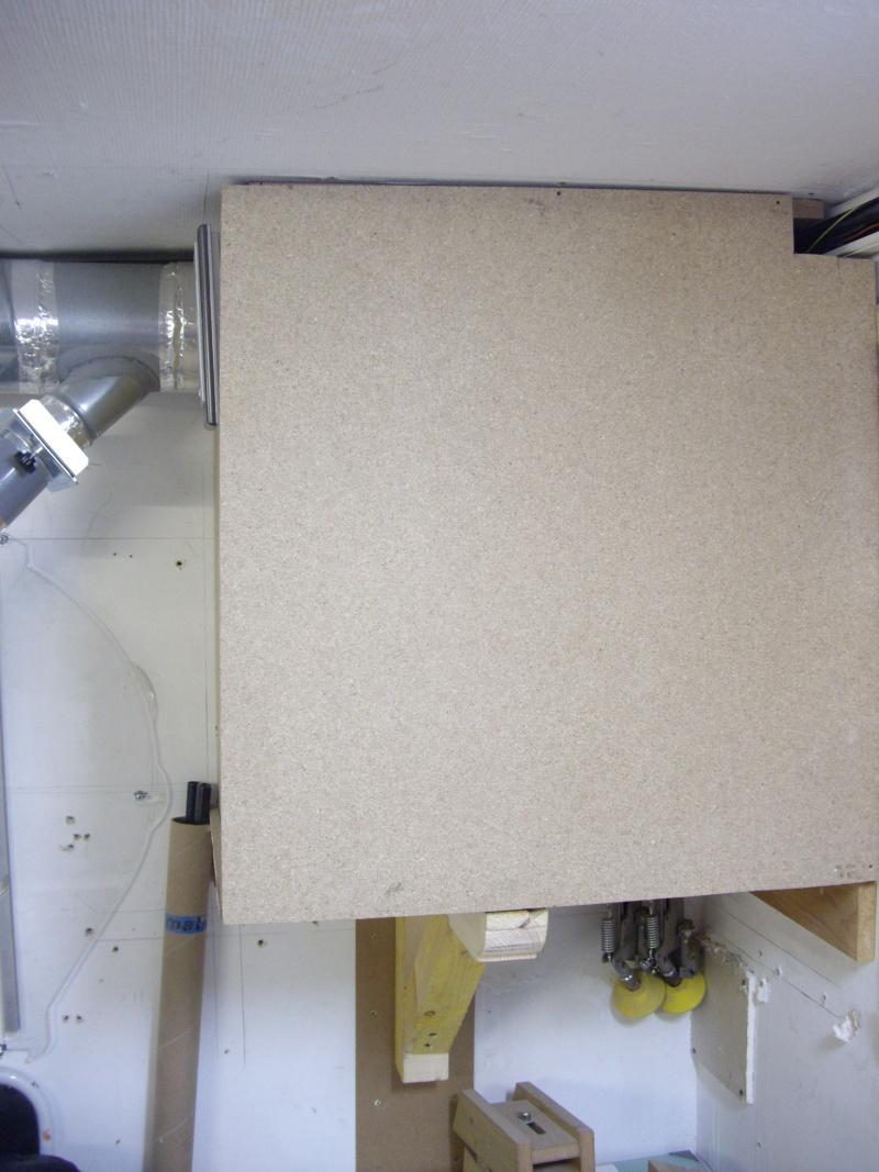 Modifier un aspirateur Leman SP150 Imgp3140