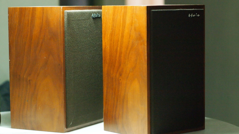 Ho's LS3/5A speakers  (Used) P1015711