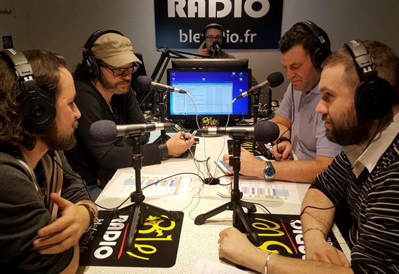 Lancement de BLE Radio, la radio du Groupe BLE Lorraine ! Lancem10