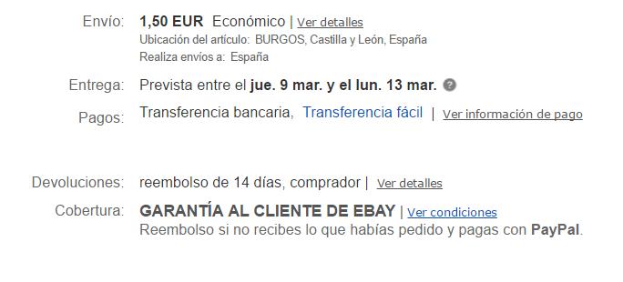 Estafas/Engaños en Billetes en Venta.. 0621b810