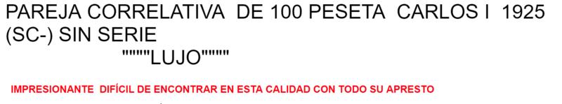 Estafas/Engaños en Billetes en Venta.. 15ca7d10